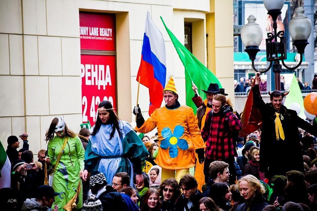 День Святого Патрика 2009