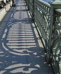 Перила Троицкого моста