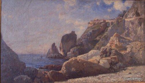 Картины из музея в Неаполе