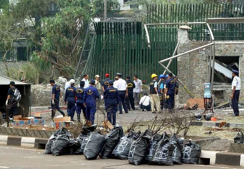После теракта 2004