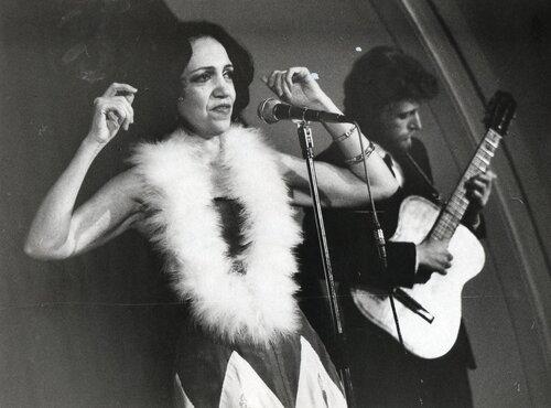 ЦДРИ, 1987, ФОТО Виктора Ахломова