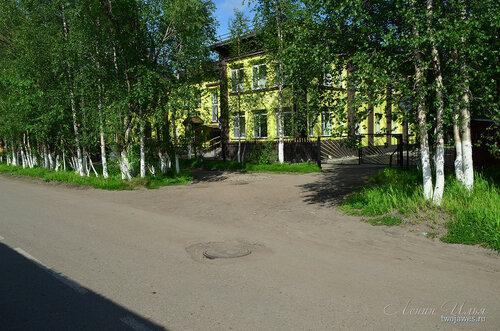 Фотография Инты №7779  Юго-западный угол Лунина 8 (детский сад