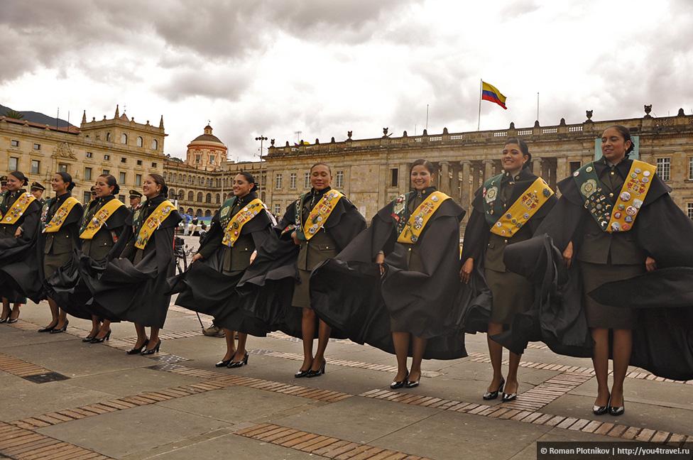 0 1919a3 1b3699af orig День 209 211. Парламент Колумбии в Боготе, Национальный музей и Президентский Дворец