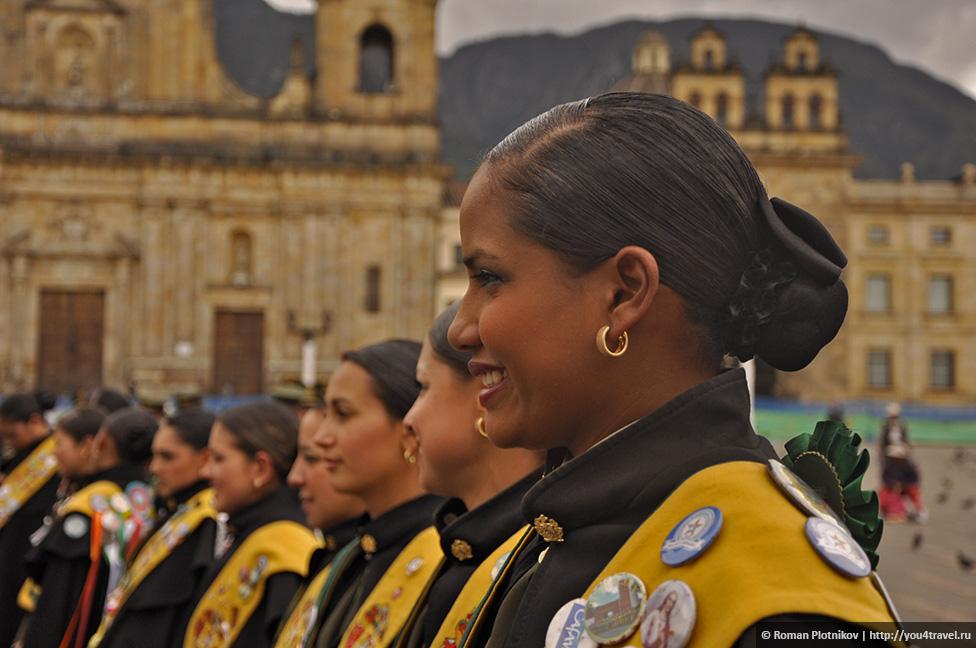0 1919a4 befda7d6 orig День 209 211. Парламент Колумбии в Боготе, Национальный музей и Президентский Дворец