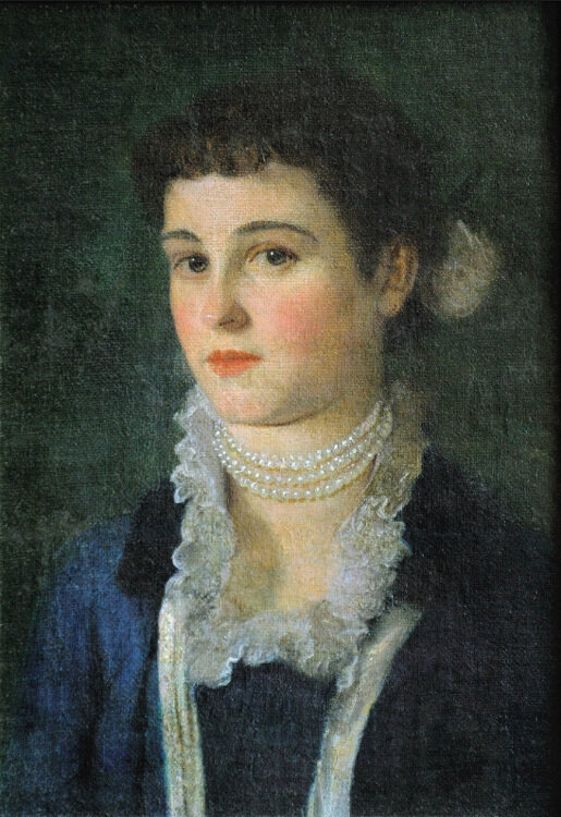 Portrait of Clara Klimt, 1883.jpg