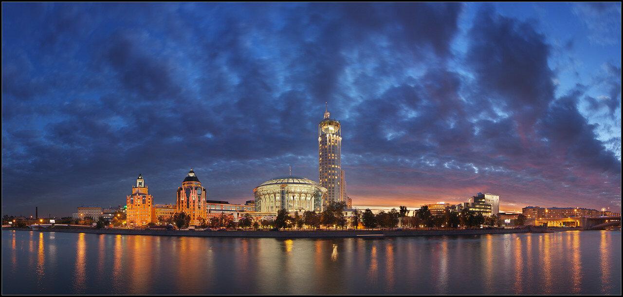 Два вечера Москвы - 1