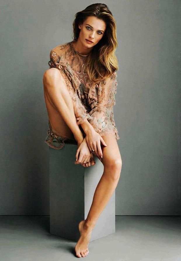 Эдита Вилкевичуте (Edita Vilkeviciute) в журнале Glamour Spain (6 фото)