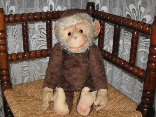 обезьянка 1960-е
