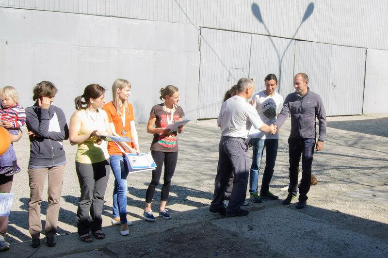 Первый этап кубка Ставропольского края по скалолазанию (боулдеринг)