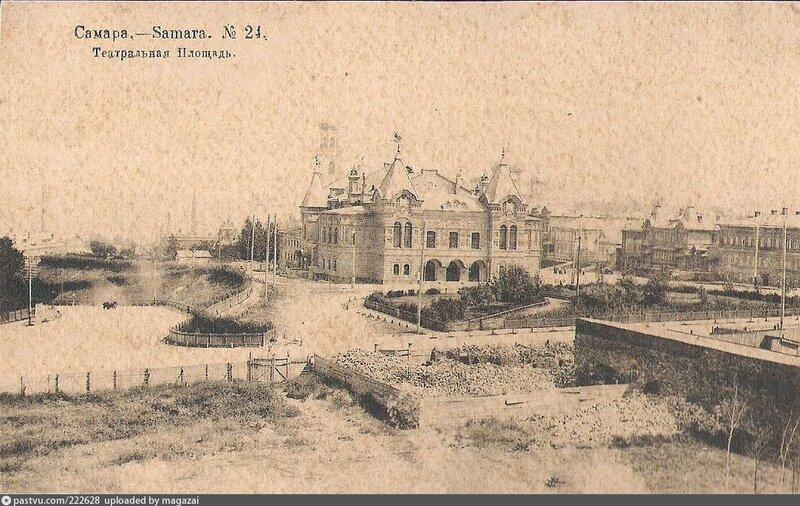 29.jpg Театральная площадь.1913—1914