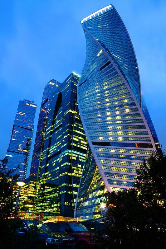 Москва. Деловой центр-1
