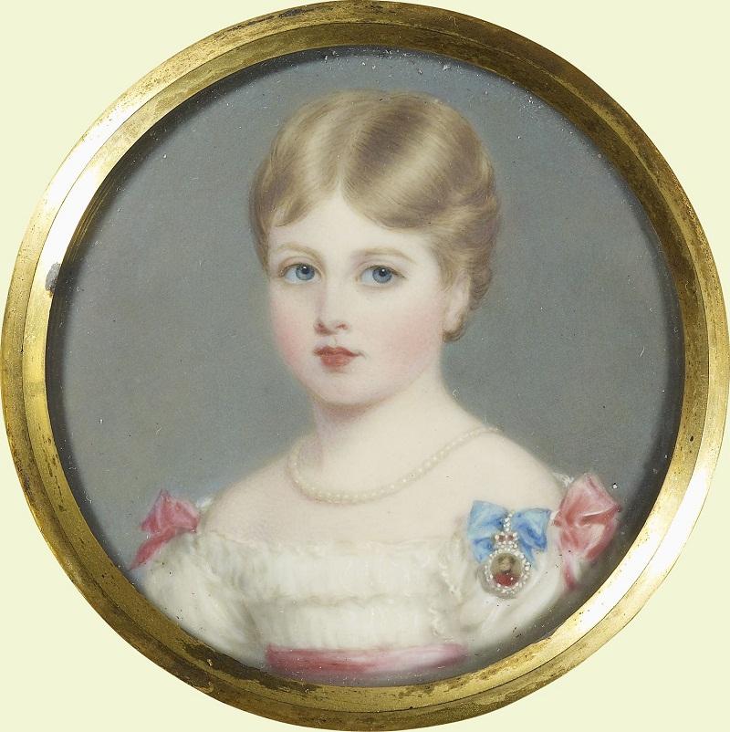 Королева Виктория (1819-1901)  один тысяча восемьсот сорок одна