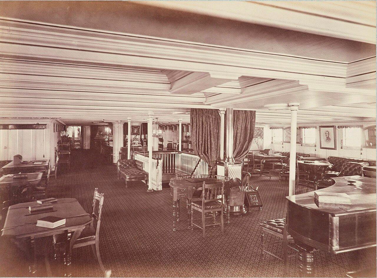 165. Салон HMS «Сераписа»