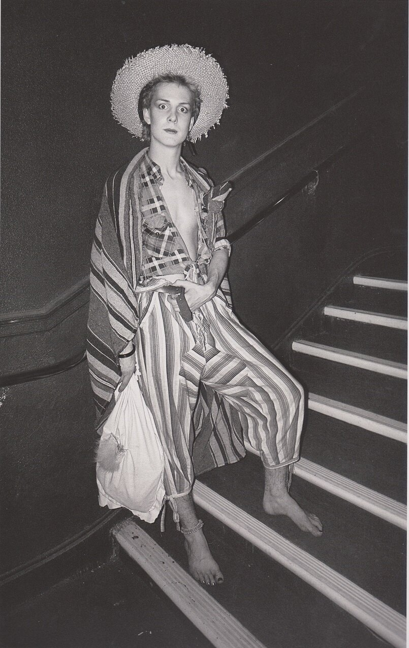 1982. Джошуа в «Camden Palace»