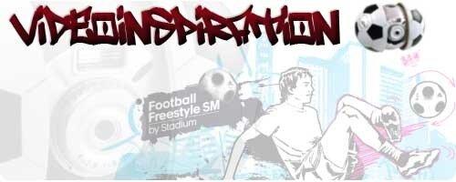 вдохновляющее видео футбольного фристайла #12