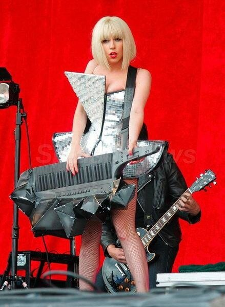Леди ГаГа - Lady GaGa