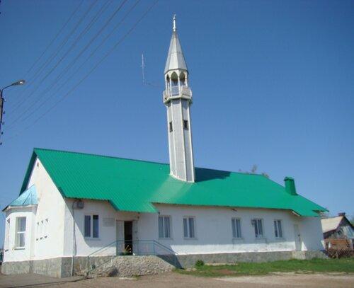 мечеть г. Кумертау, Башкортостан