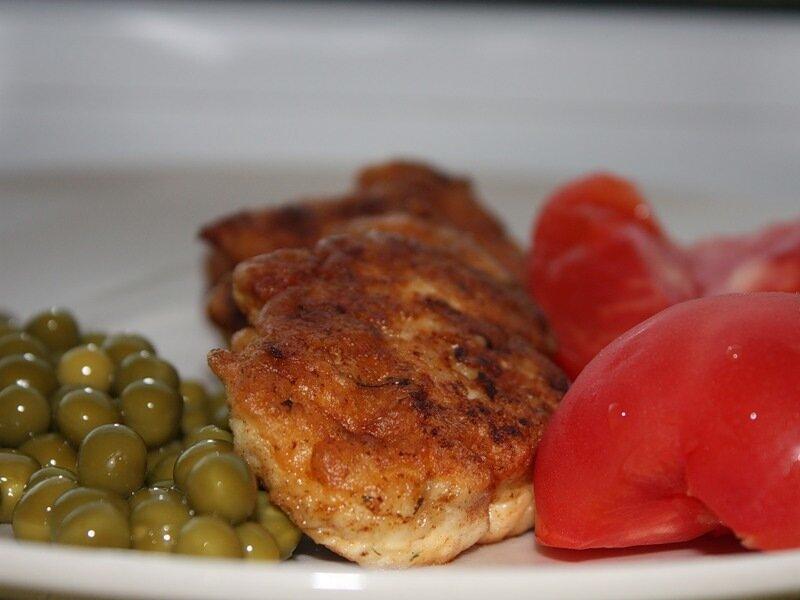 куриные рубленные котлеты с сыром пошаговый рецепт