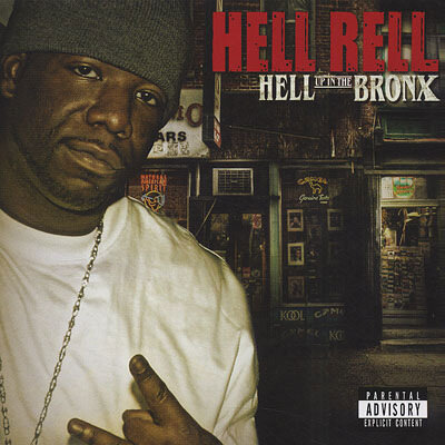 Hell Rell - Hell Up In The Bronx (2009)