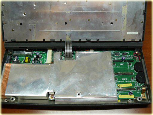 Ретро: ноутбук Commodore C286-LT '90