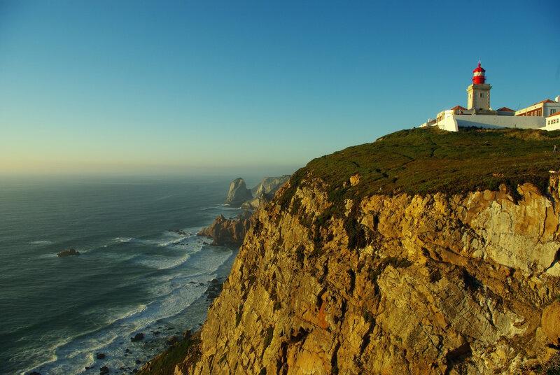 Португалия. Cabo da Roca