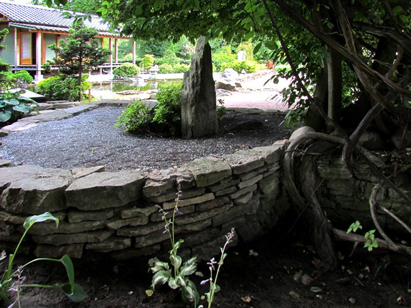 серия Японский сад 6