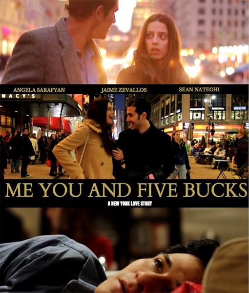 Я, ты и пять баксов / Me You and Five Bucks (2015/WEB-DL/WEB-DLRip)
