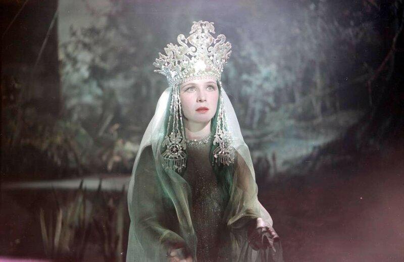 Елена одинцова актриса царевна лягушка фото 14-795