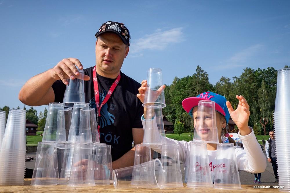 Как в Германии: белорусский «Октоберфест» в Логойске