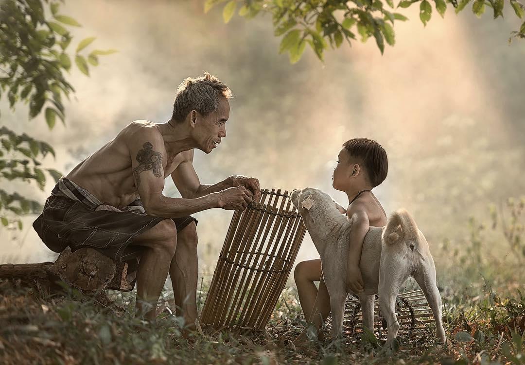 Замечательные снимки Саравута Интароба