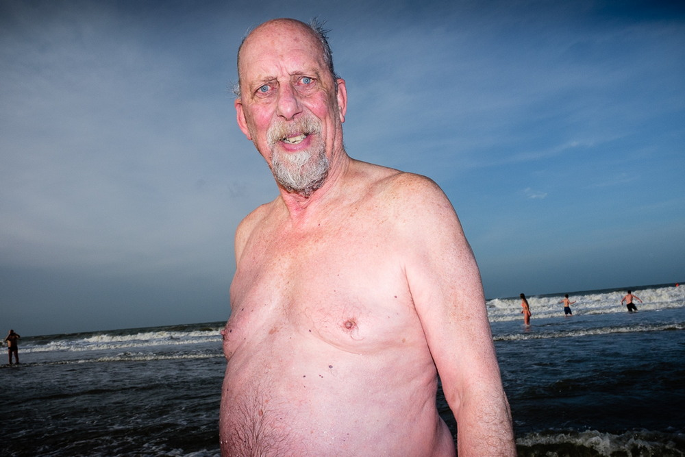 Пляжная жизнь Голландии