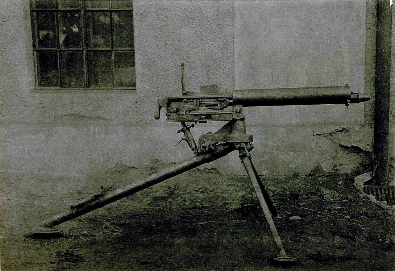 Terni-M.G. Kaliber 6.5mm.