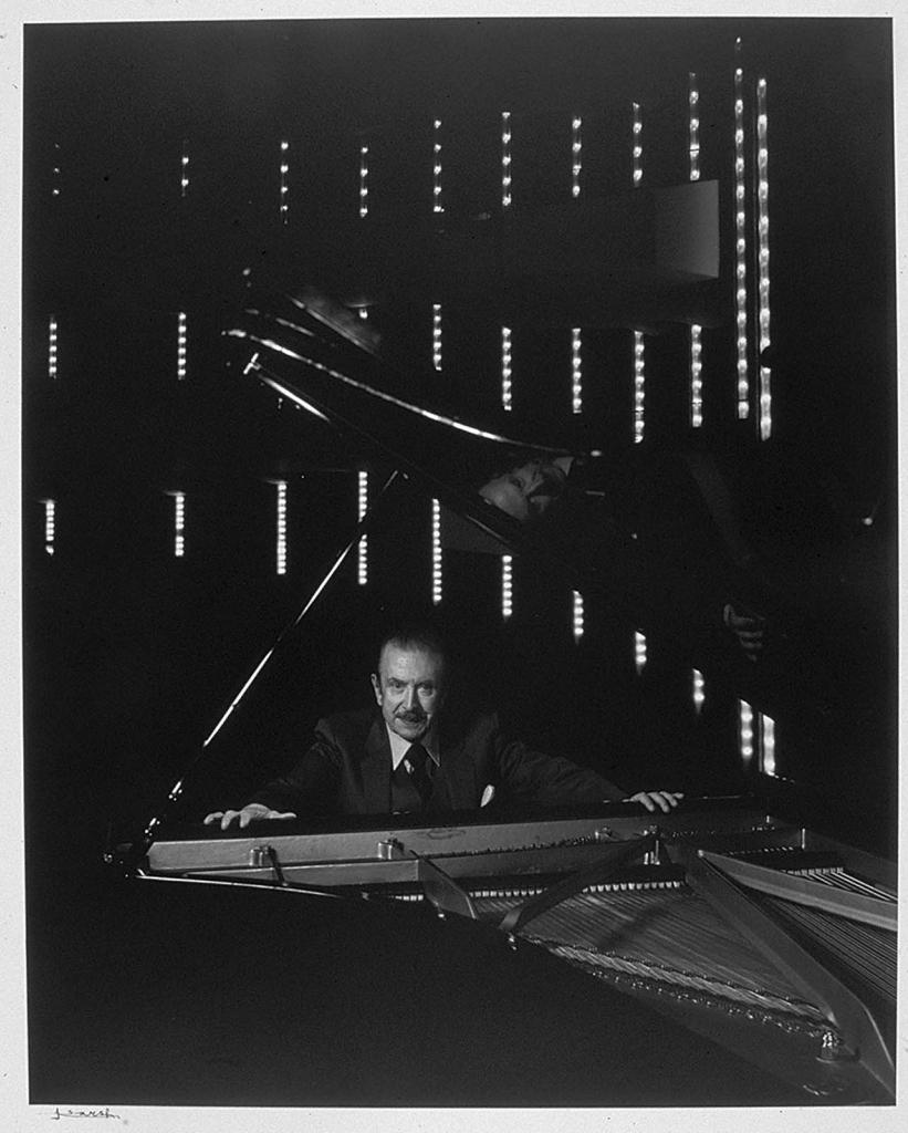 Клаудио Аррау1980 Юсуф Карш Канадский фотограф 1908-2002