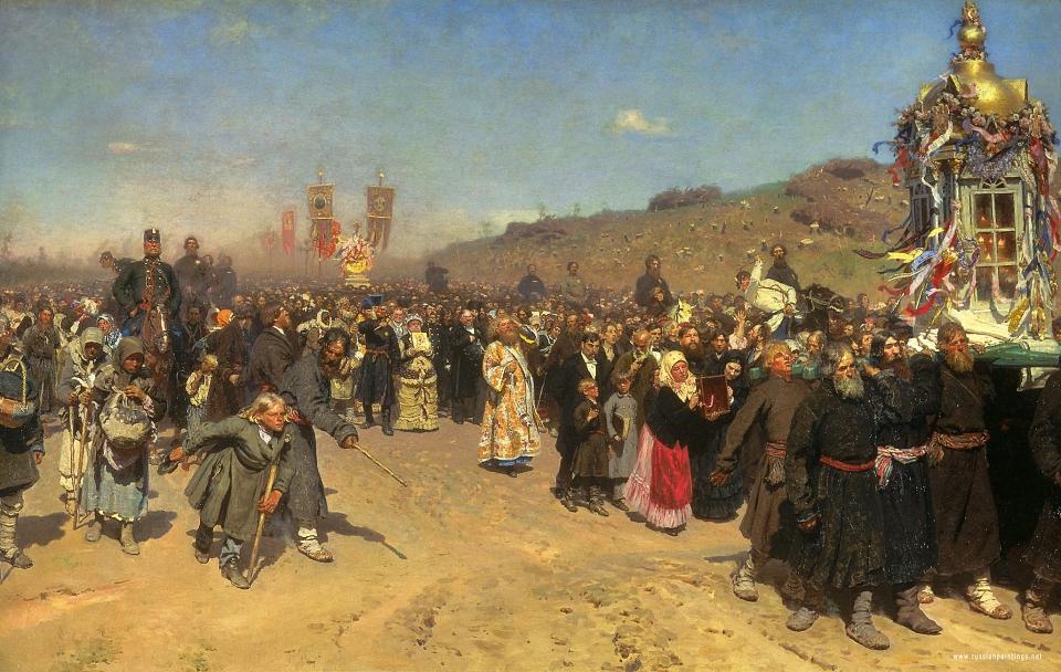 Павел Третьяков и его галерея