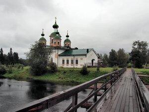 Олонец, Смоленский собор, лето 2017 г