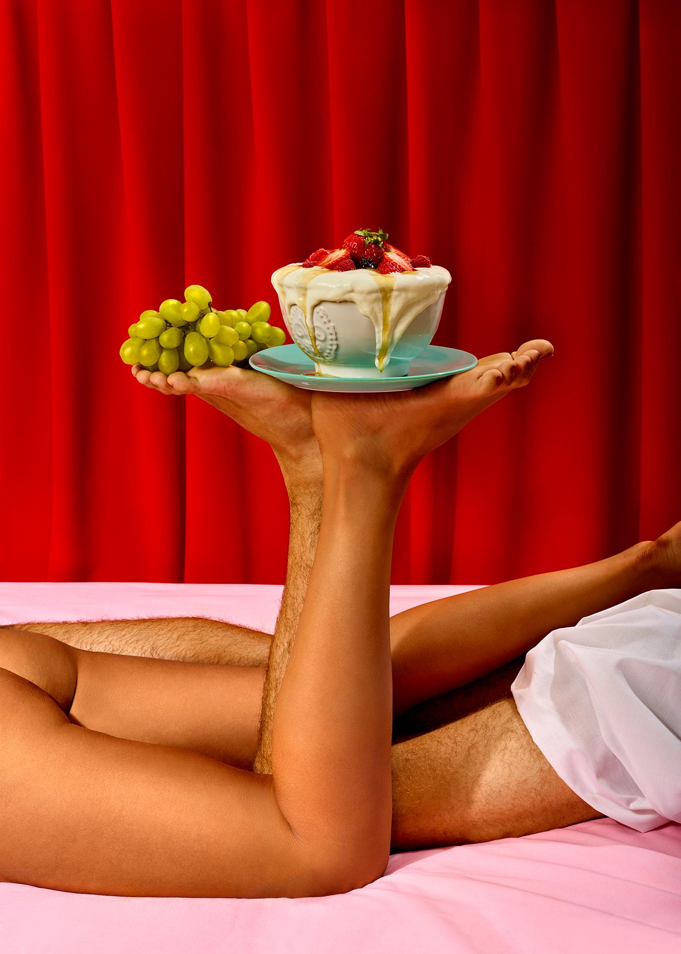 Sex for Breakfast / работа Pablo Alfieri & Paloma Rincon