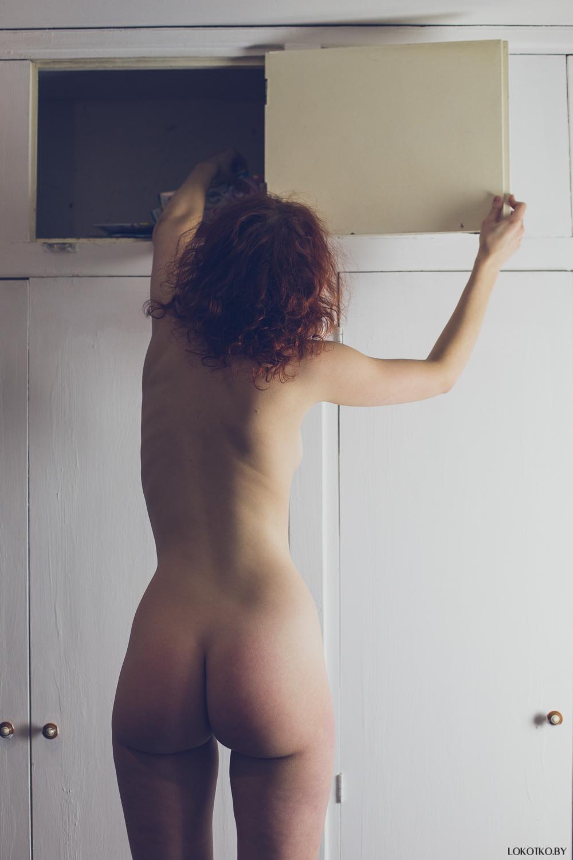 Jen at home / фото Ксения Локотко