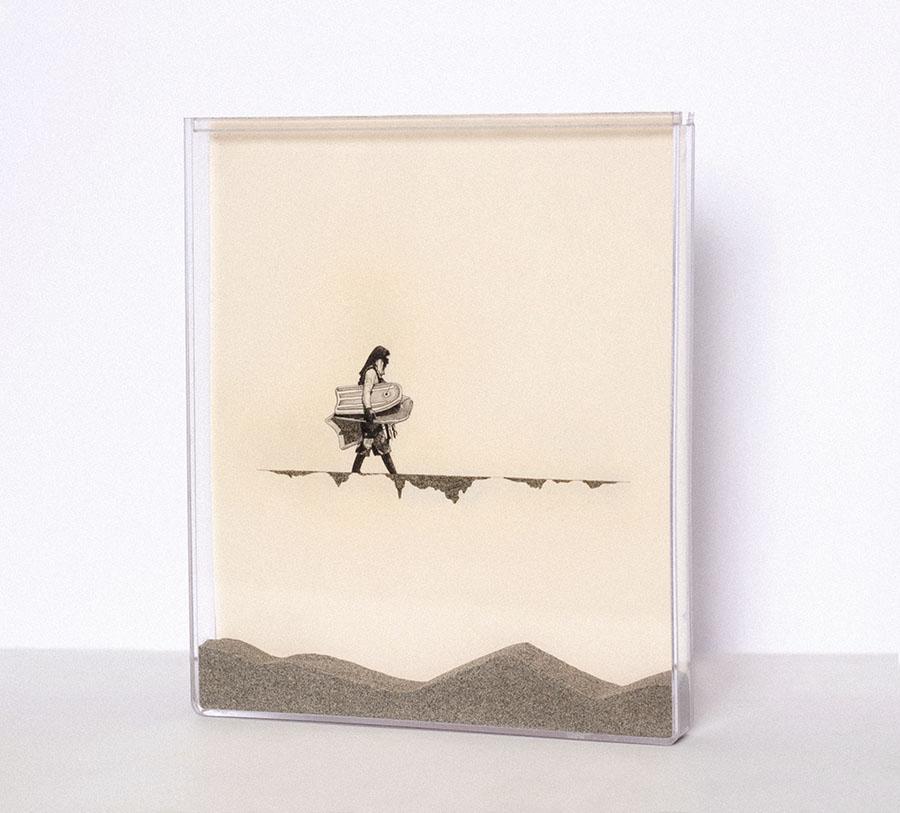 SAND WALKERS / работа  Felipe Bedoya