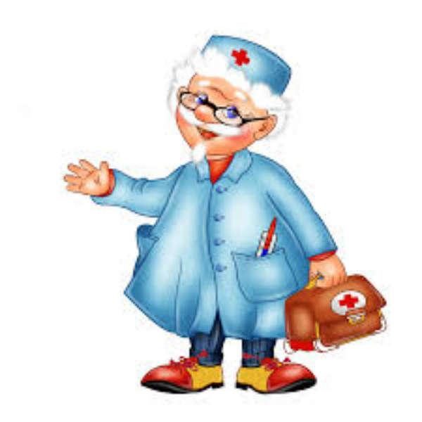 С Международным днем врача! Пусть доктор всегда будет добрым
