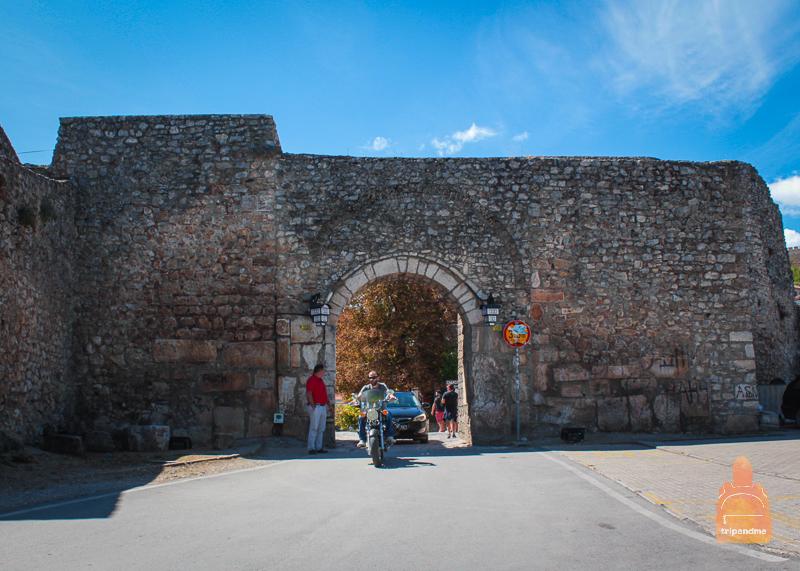 Маршрут по Охриду на 1 день