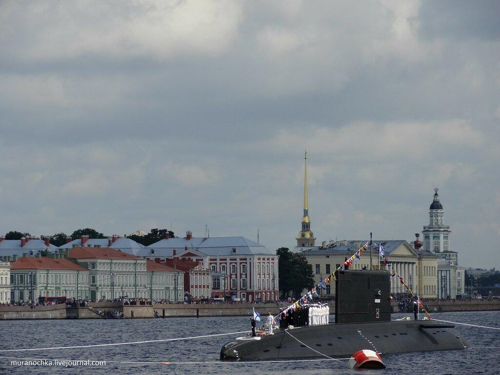 рубин спб подводные лодки