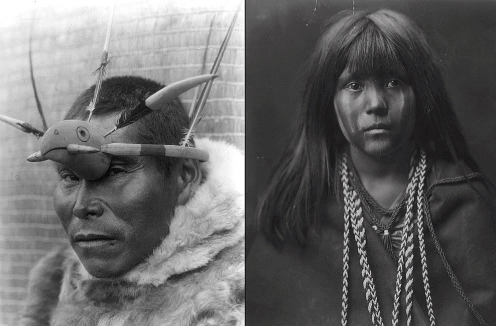 В Северной Америке проживало около 400 племён индейцев. Все они говорили на разных языках и не