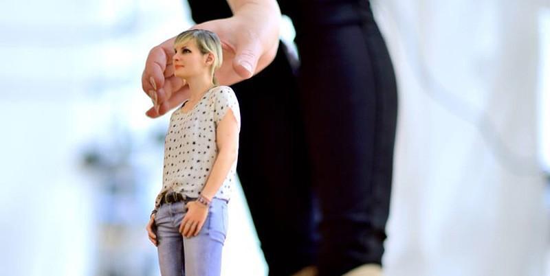15. В Токио открылась 3D-фотобудка, которая вместо фотографий выдает раскрашенные миниатюрные фигурк
