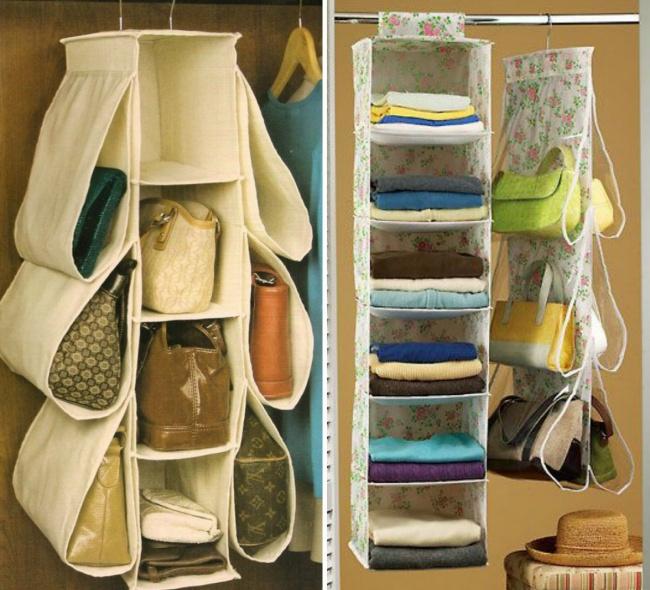 © amazon     Освобождайте сумки каждый день. Так высможете дать сумке «отдохнуть» изаод
