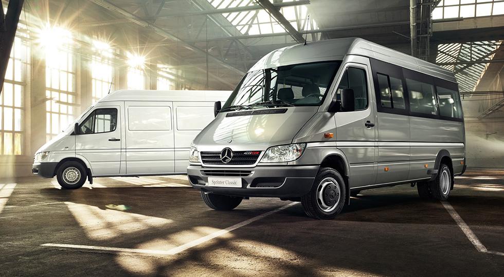 Коммерческие автомобили Mercedes-Benz попали под отзыв в России (2 фото)