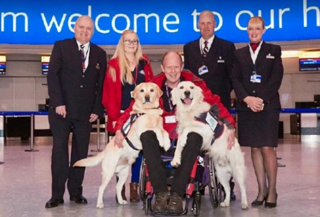 © MUAirportAssistance / facebook     Одни аэропорты предлагают собственные услуги, вдруг