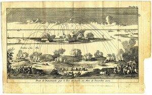 Военные действия у Даугавгривской крепости в 1701-ом году