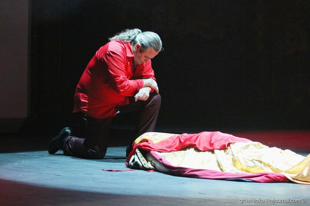 Театр Модерн, премьера спектакля Цезарь