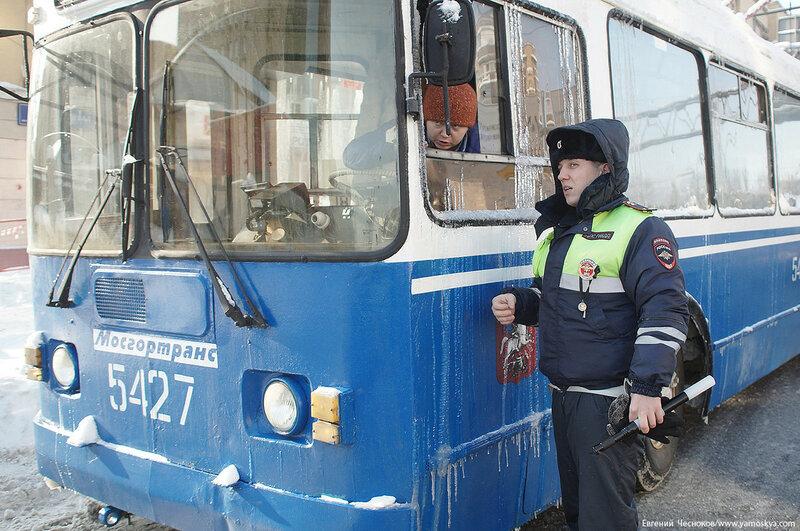 Дорожный патруль. Сущёвский вал. 06.02.18.16..jpg
