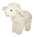 sussieM Welcome my Little Bear White Lamb.png